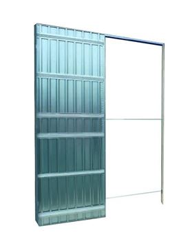 Picture of SCRIGNO SINGLE POCKET DOOR SYSTEM