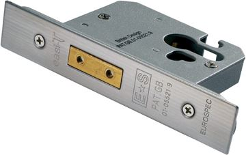 "Picture of 3"" EURO DEADLOCK - GARAGE DOOR HARDWARE"