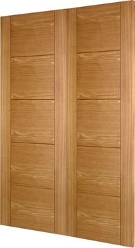 Picture of ISEO K4500 OAK - REBATED PAIR - RHA
