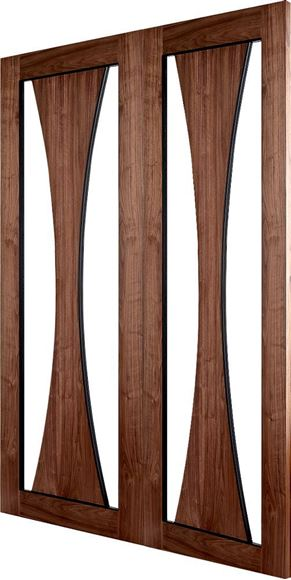 Picture of PISA WALNUT 2-LIGHT - REBATED PAIR - LHA