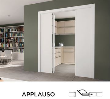 Picture of SCRIGNO APPLAUSO POCKET DOOR SYSTEM (BESPOKE)