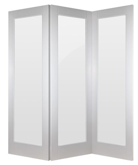 Picture of WHITE INTERNAL BIFOLD DOORS 1.8m (APPROX 6FT)