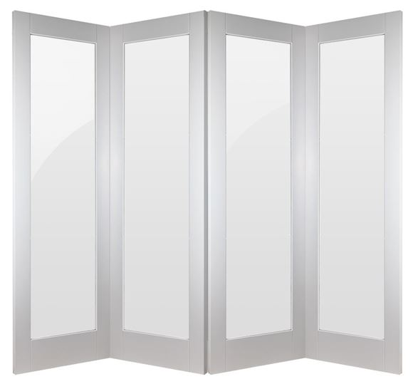 Picture of WHITE INTERNAL BIFOLD DOORS 2.5m (APPROX 8FT)