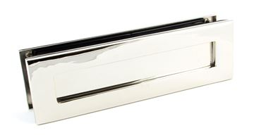 Picture of POLISHED NICKEL TRADITIONAL LETTERBOX