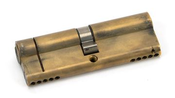 Picture of AGED BRASS 45/45 5PIN EURO CYLINDER KA