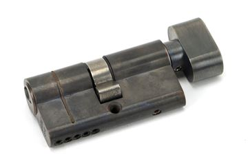 Picture of AGED BRONZE 30/30 5PIN EURO CYLINDER/THUMBTURN KA