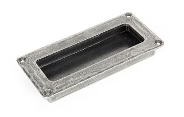 Picture of PEWTER FLUSH HANDLE