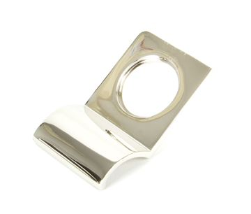 Picture of POLISHED NICKEL RIM CYLINDER PULL
