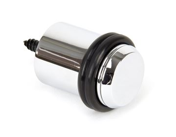Picture of POLISHED CHROME FLOOR MOUNTED DOOR STOP