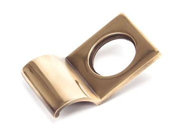 Picture of POLISHED BRONZE RIM CYLINDER PULL