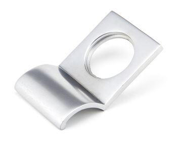 Picture of SATIN CHROME RIM CYLINDER PULL