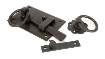 Picture of BEESWAX COTTAGE LATCH - LH