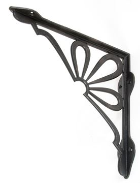 "Picture of BEESWAX 9"" X 9'' FLOWER SHELF BRACKET"
