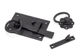 Picture of EXTERNAL BEESWAX COTTAGE LATCH - LH
