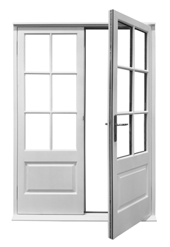 Picture of FACTORY FINISHED ESHER FRENCH DOORS