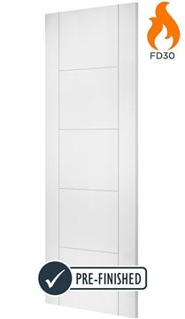 Picture of ISEO C4500 WHITE FIRE DOOR (FD30)