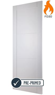 Picture of DAVOS WHITE FIRE DOOR (FD30)