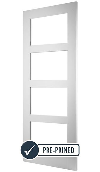 Picture of WHITE CONTEMPORARY 4-LIGHT