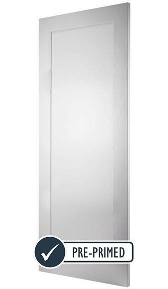 Picture of WHITE SHAKER 1-PANEL